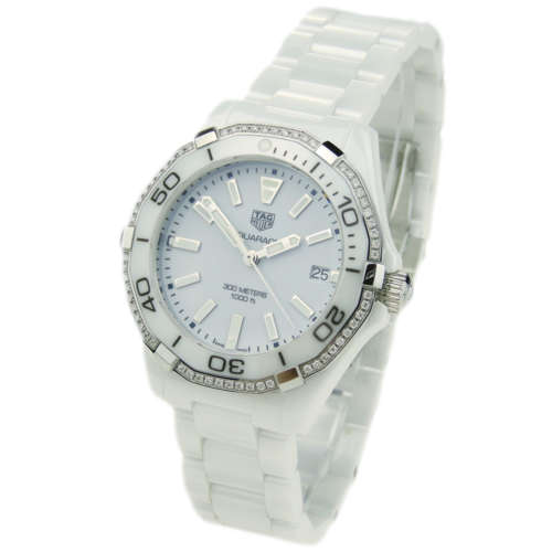 Tag Heuer Aquaracer Ceramic Quartz WAY1396