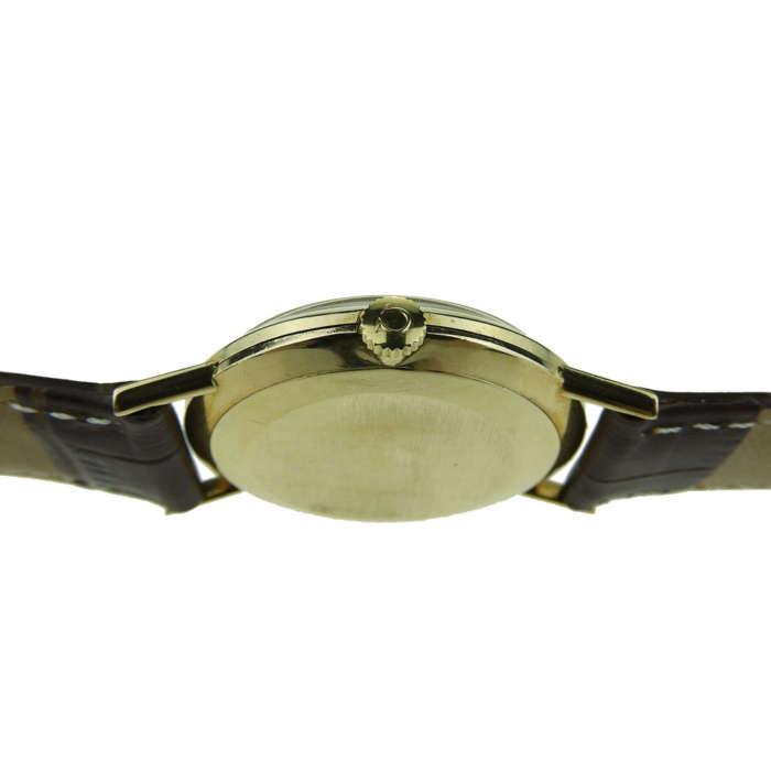 Omega Vintage 9ct Gold Mechanical