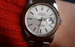 5 Reasons You Should Buy A Vintage Watch
