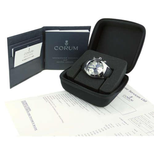 Corum Bubble Quartz Chrono 396.150.20