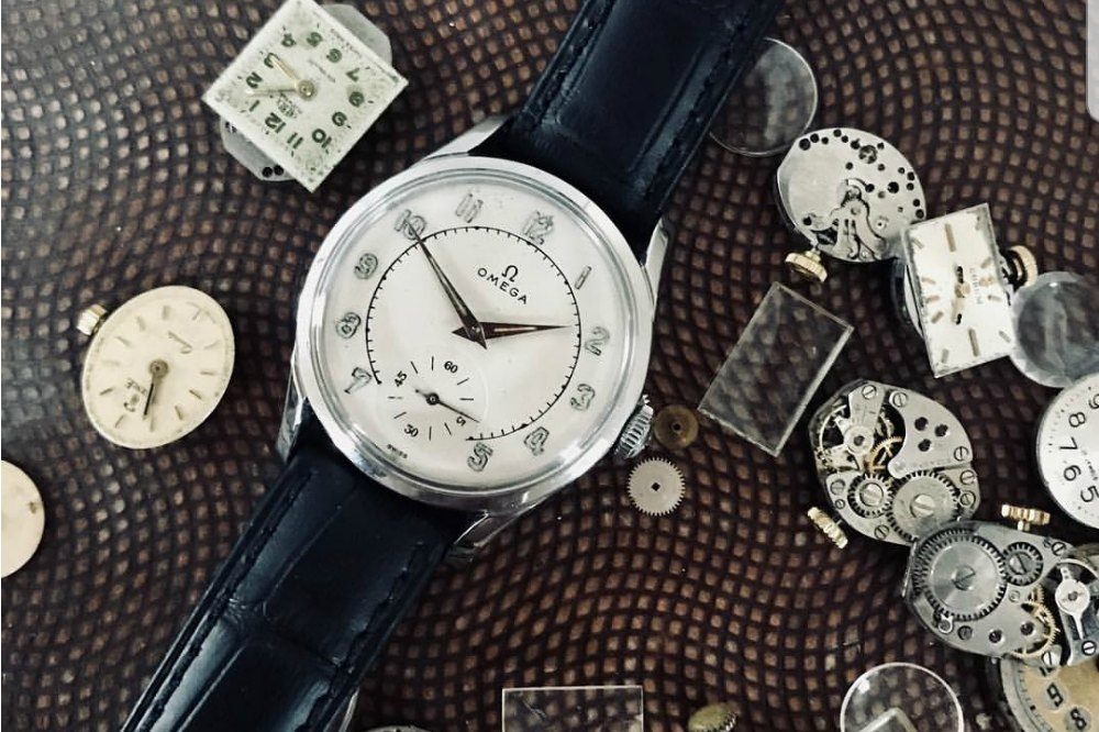 Why Your First Watch Should Be A Vintage Chronograph