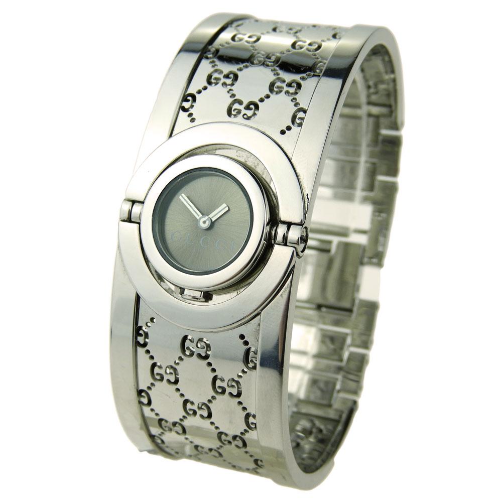 b67c87b87c3 Gucci Twirl Ladies YA112401 - Parkers Jewellers
