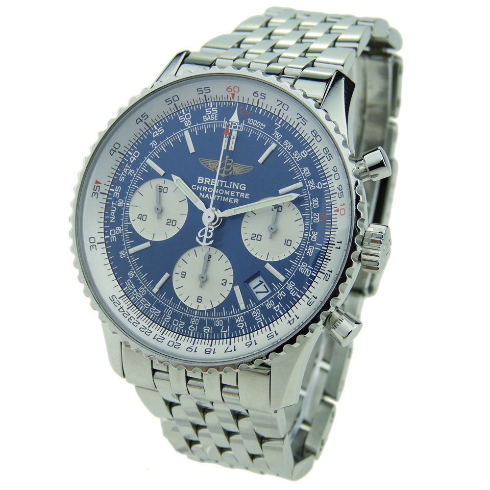 266fe785adaa Breitling Navitimer Stainless Steel A23322 - Parkers Jewellers