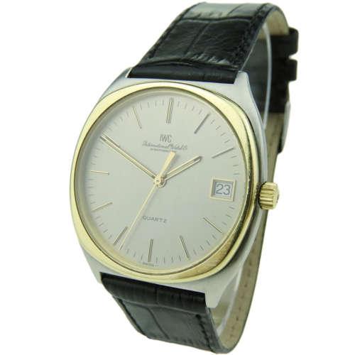 IWC Schaffhausen Quartz Wristwatch