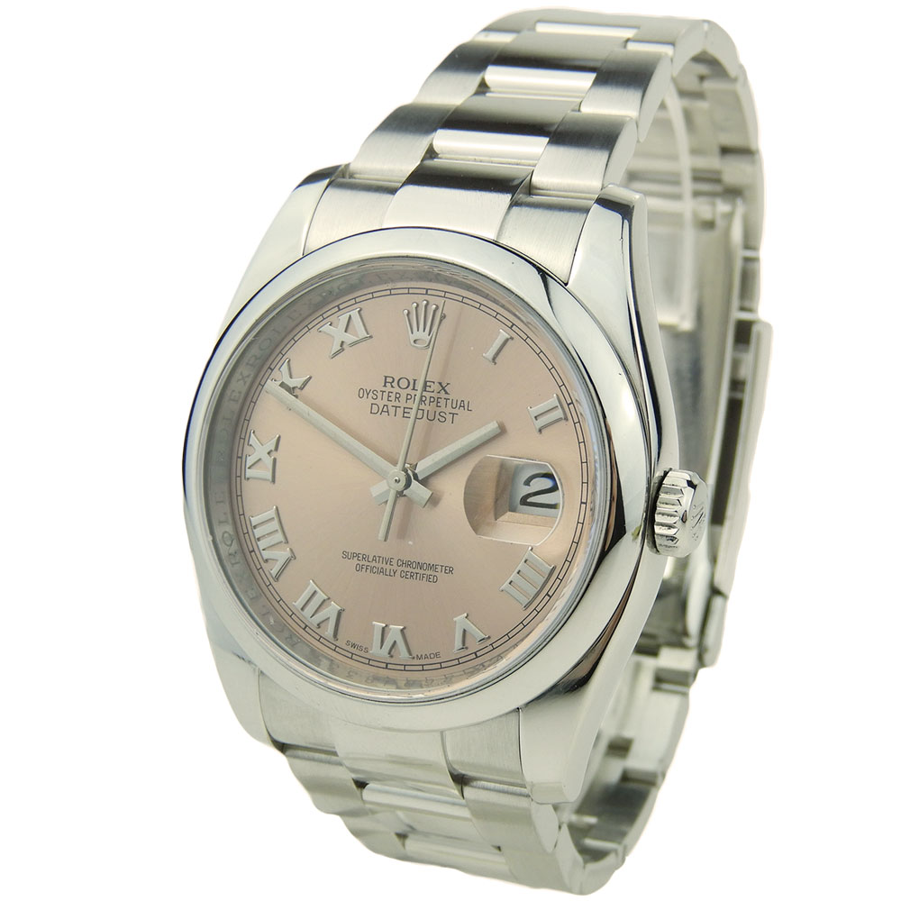 285ff0e4dc1 Rolex Datejust Oyster Perpetual 116200 - Parkers Jewellers
