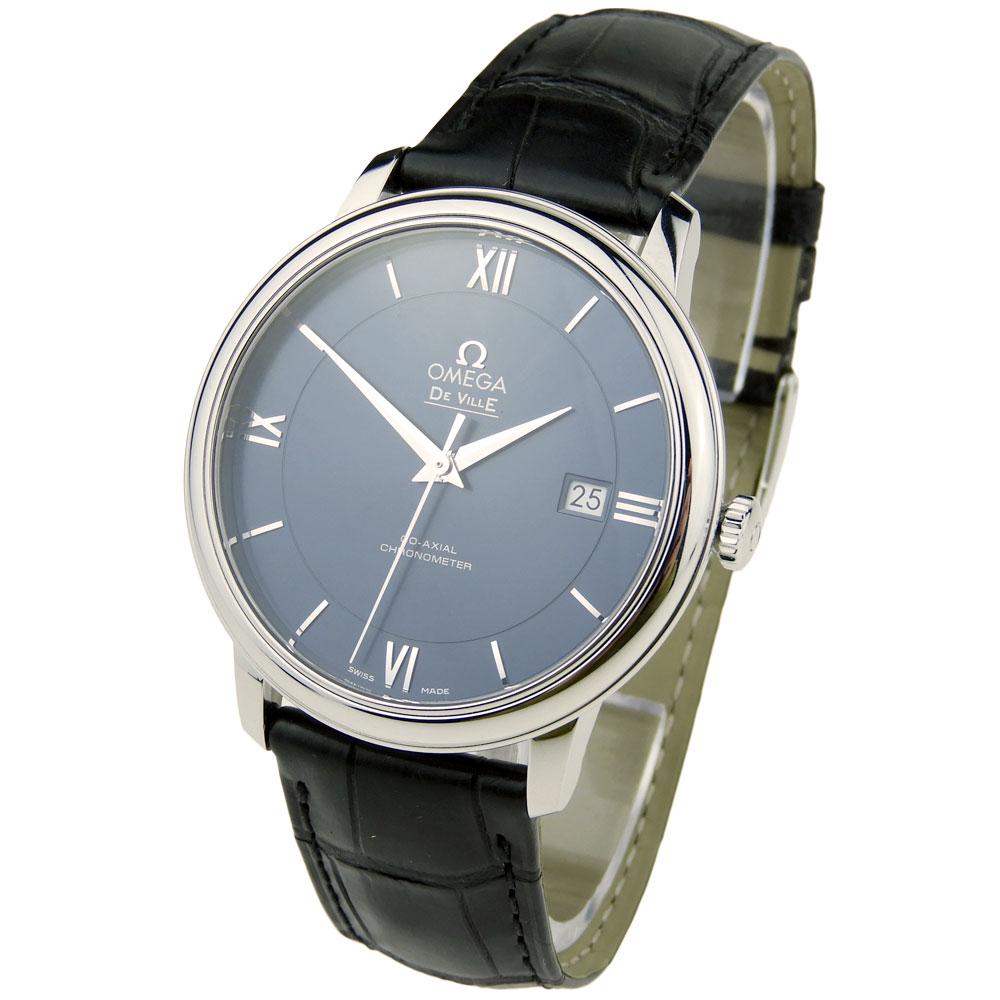 4a381d464 Omega De Ville Prestige Co-Axial Automatic - Parkers Jewellers