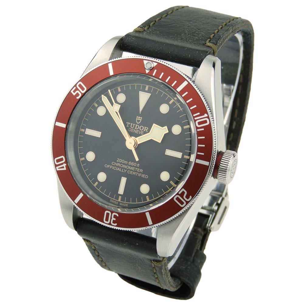 bd41c79bea6 Tudor Heritage Black Bay 79230R - Parkers Jewellers
