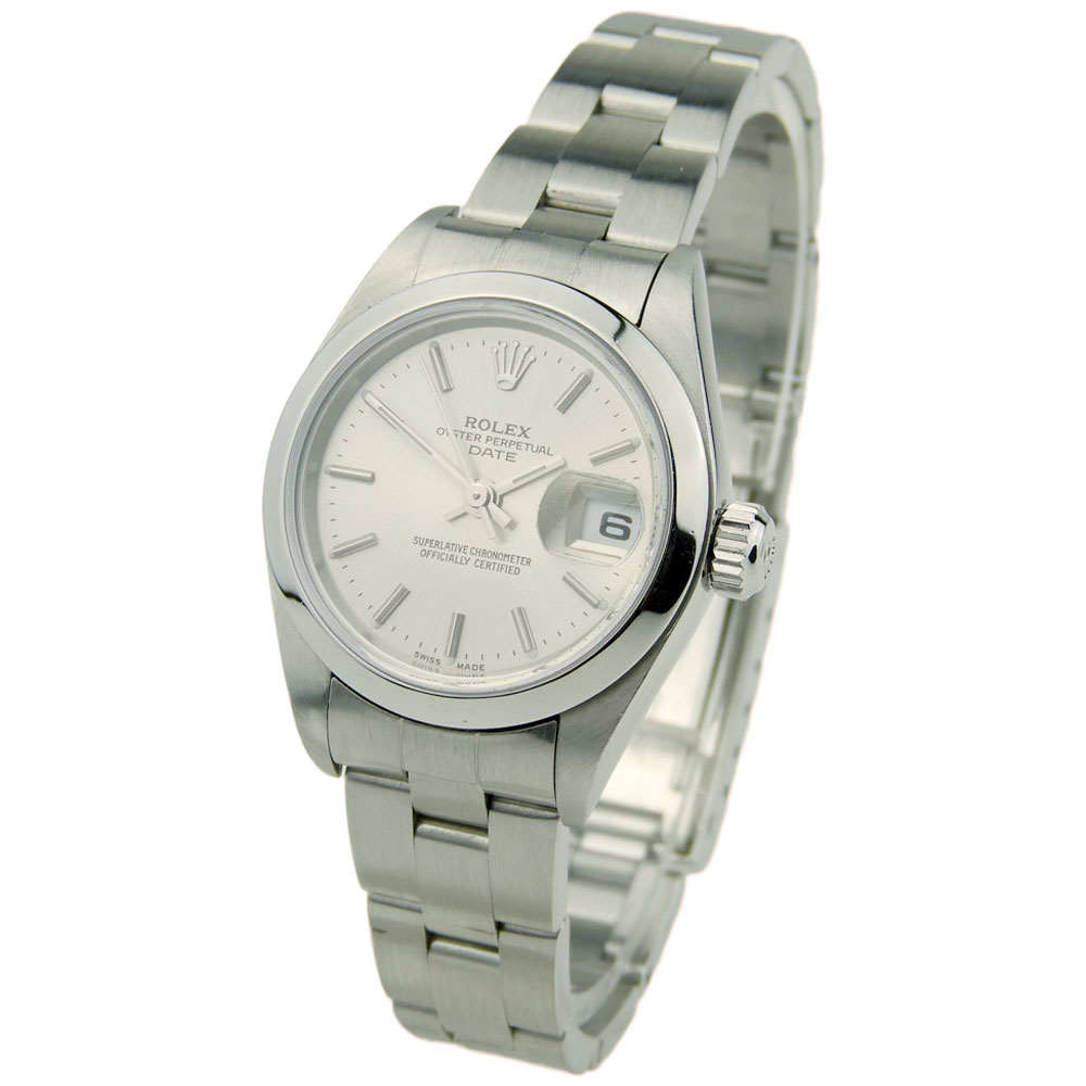 c09116c4a91cc Rolex Lady Date Oyster Perpetual 79160 - Parkers Jewellers