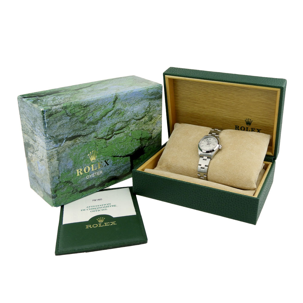 Rolex Lady Date Oyster Perpetual 79160