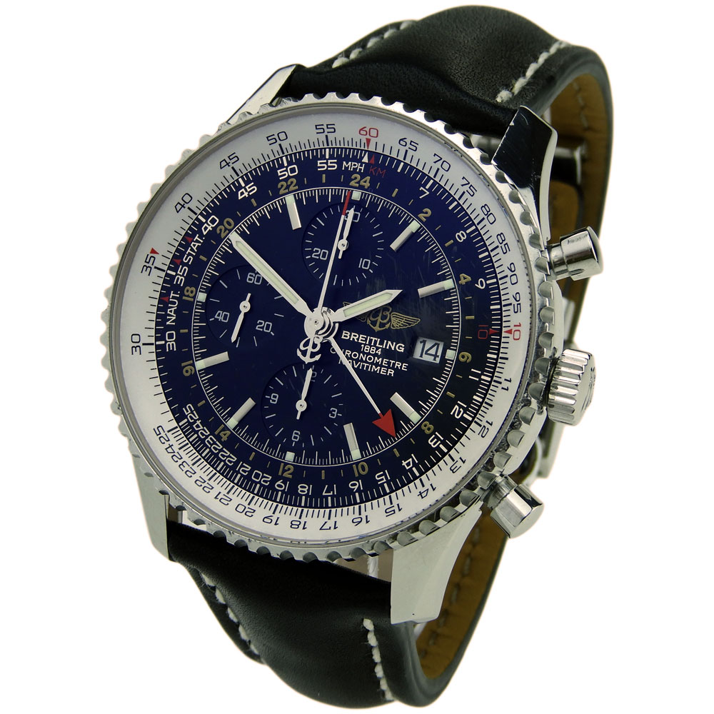 Breitling Navitimer World Automatic A24322