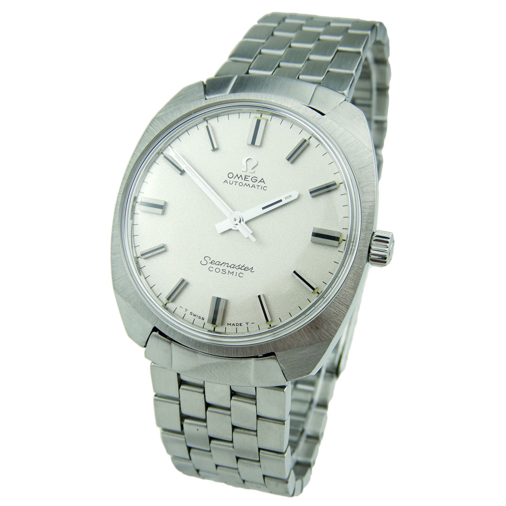 Omega Seamaster Cosmic Vintage Automatic Parkers Jewellers