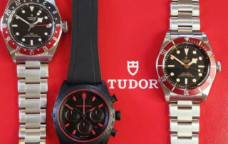 parkers tudor watches