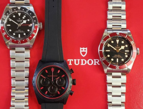 A History of the Tudor Watch Company