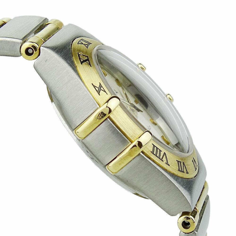 Omega Constellation Mini Steel and Gold Quartz 1262.30.00
