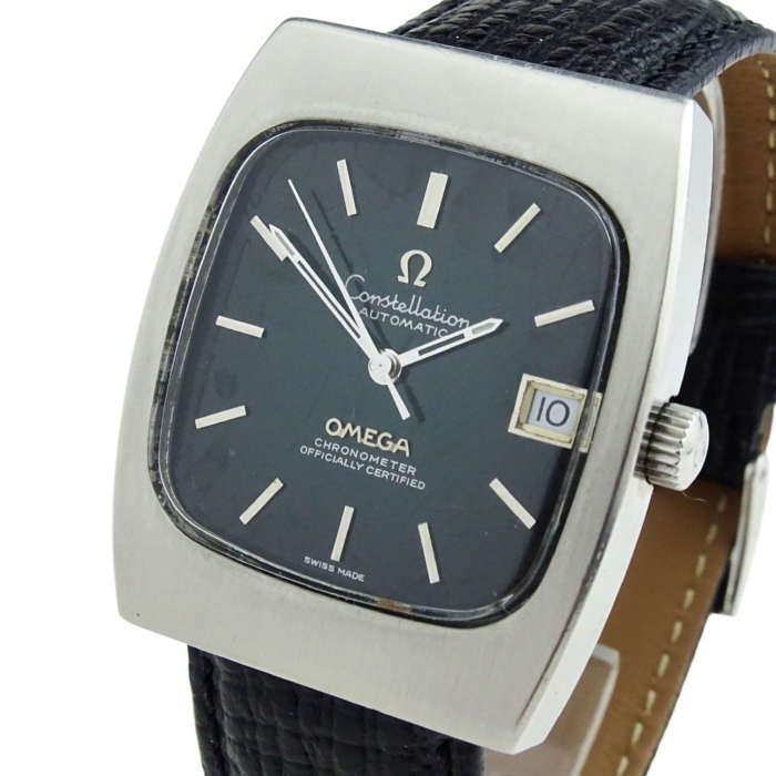 Omega Constellation T.V. Automatic