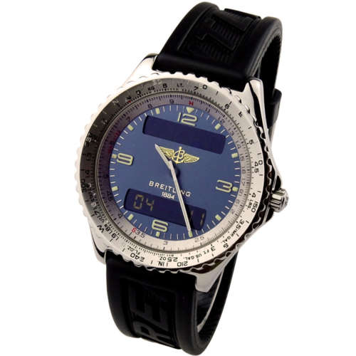 Breitling Chronospace Professional Multifunction A56012