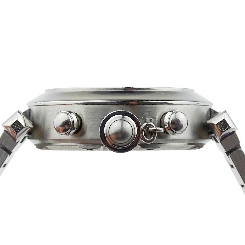 Cartier Pasha Steel Automatic W31048M7