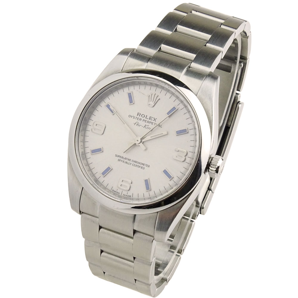 Rolex Air-King Oyster Perpetual 114200