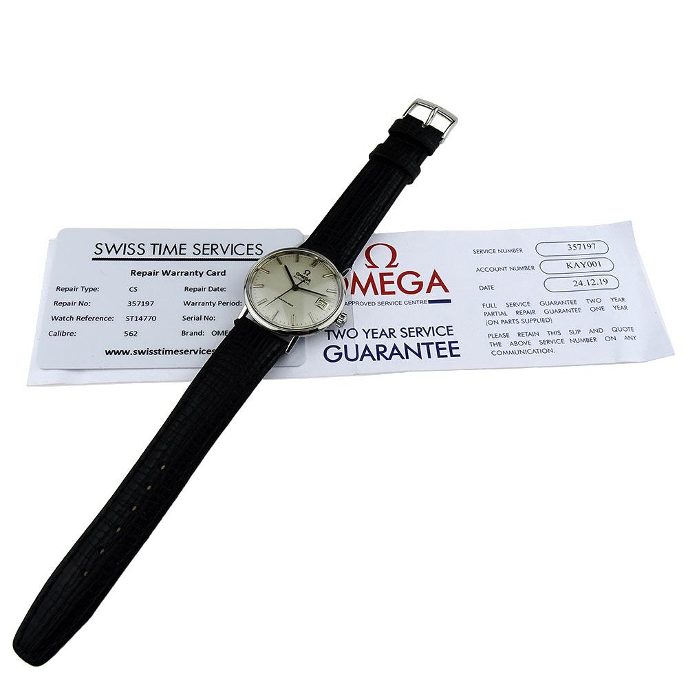 Omega Seamaster Vintage Automatic